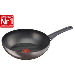 patelnia wok chef 28cm marki Tefal