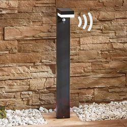 Solarny słupek oświetleniowy led chioma, czujnik marki Lampenwelt.com