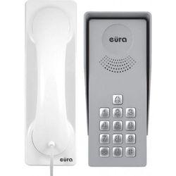 Domofon '''' adp-36a3 ''ingresso bianco'' - 1-rodzinny, kaseta zewnętrzna z szyfratorem marki Eura
