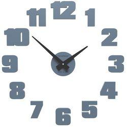 Zegar ścienny Raffaello mały CalleaDesign niebieski, kolor niebieski