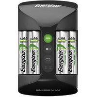 Ładowarka Energizer Recharge-Pro + Power Plus AA 4szt. (639837) Darmowy odbiór w 21 miastach!, 639837