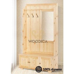Woodica 30. garderoba góralska