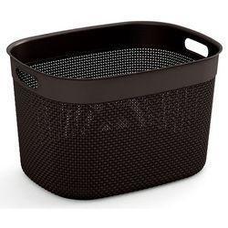 Kosz KIS Filo Basket Brązowy (rozmiar M) (8013183098377)
