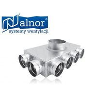 Puszka rozdzielcza 8x75mm/160mm (flx-pro-75-2-4-2) marki Alnor