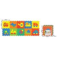 Mata piankowa SMILY Pojazdy (64 x 160 cm) + Zamów z DOSTAWĄ JUTRO! (5905375812867)