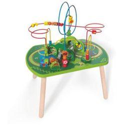 HAPE stolik do gry kolejka - dżungla