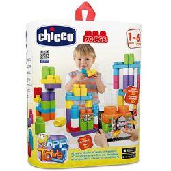 Chicco CHICCO Klocki 70 el. CHICCO Klocki 70 el. CHICCO Klocki 70 el., klocki do zabawy