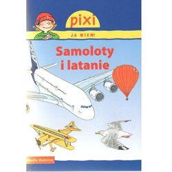 Pixi Ja wiem! Samoloty i latanie, książka z kategorii Książki dla dzieci