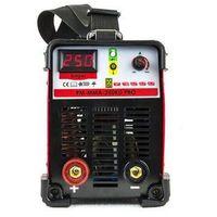 Powermat PM-MMA-250KD PRO Spawarka inwertorowa 250A IGBT (spawarka inwertorowa)
