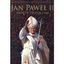 Jan Paweł II Święty pielgrzym - Janusz Jabłoński, książka z kategorii Albumy
