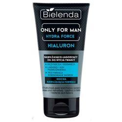 Only For Men Hydra Force Hyaluron nawilżająco-łagodzący żel do mycia do twarzy 50ml (5902169026042)