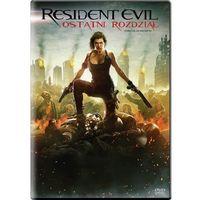 Resident evil: ostatni rozdział (dvd) marki Imperial cinepix