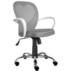 krzesło dziecięce Daisy Szary