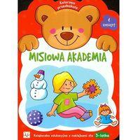 Misiowa akademia - zeszyt 1, Podgórska Anna