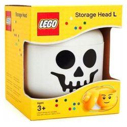 POJEMNIK LEGO GŁÓWKA L SZKIELET - LEGO POJEMNIKI, 40321728