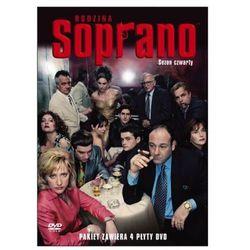 Rodzina soprano, sezon 4 (4 dvd) - sprawdź w wybranym sklepie