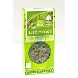 Liść melisy 25 g wyprodukowany przez Dary natury