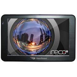 Reco 2 marki NavRoad - nawigacja samochodowa