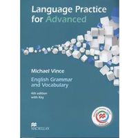 Language Practice for Advanced. Podręcznik z Kluczem + Kod do Ćwiczeń Online, Michael Vince