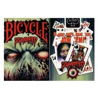 Bicycle Zombiefield (0073854020876)