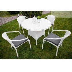 Cotia biały - produkt z kategorii- Pozostałe meble ogrodowe