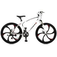 Rower INDIANA X-Rock 3.6 Biały + Zamów z DOSTAWĄ JUTRO! + 5 lat gwarancji na ramę! + DARMOWY T