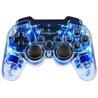 Kontroler PS3 & PC PDP Pad Wireless Afterglow Blue, towar z kategorii: Gamepady