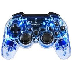 Kontroler PS3 & PC PDP Pad Wireless Afterglow Blue + Zamów z DOSTAWĄ W PONIEDZIAŁEK! + DARMOWY