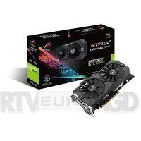 ASUS GeForce GTX 1050 Ti ROG Strix 4GB DDR5 128bit - produkt w magazynie - szybka wysyłka!, towar z kategorii