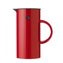 Stelton Em zaparzacz do kawy 1 l, czerwony - (5709846011816)