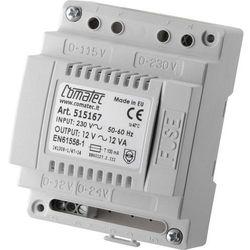 Transformator na szynę DIN Comatec TRAFO 12VA 12V (4016138515169)