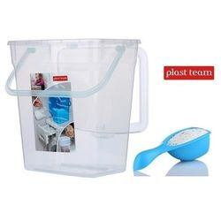 Poj.na detergenty 6l plast transparent marki Galicja
