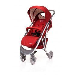 4baby  smart wózek spacerowy spacerówka red