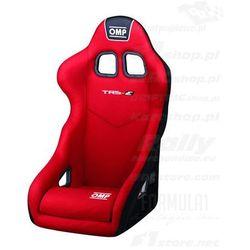 Omp racing Fotel omp trs my14 czerwony (homologacja fia), kategoria: fotele sportowe
