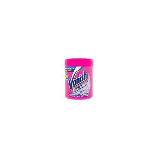 VANISH - Oxi Action Odplamiacz do tkanin w proszku 500g z kategorii wybielacze i odplamiacze