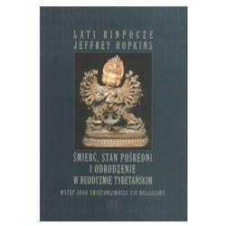 Śmierć, stan pośredni i odrodzenie w buddyzmie tybetańskim (ISBN 8391743195)
