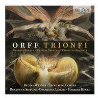 Orff: Trionfi - Dostawa 0 zł