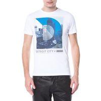 Tom Tailor T-shirt Biały XL (4059066314374)