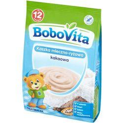 BoboVita Kaszka mleczno-ryżowa kakaowa po 12 miesiącu 230 g z kategorii Kaszki i kleiki dla dzieci