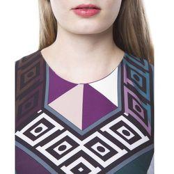 sukienka wielokolorowy xxs, marki Versace