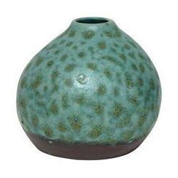 HK Living Ceramiczny wazon zielony CER0045, CER0045