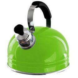 Czajnik aluminiowy 1,25l jasny zielony metalik -art 090 marki Florentyna