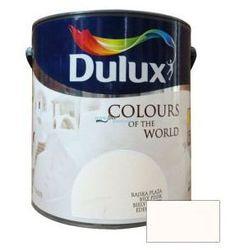 Akzonobel Emulsja dulux kolory świata 2,5l kreta - kremowe biele