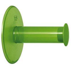 Koziol Wieszak na papier toaletowy plug'n roll zielony (4002942166949)