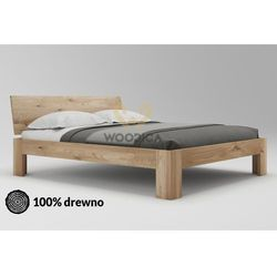 Łóżko dębowe Vernalis 01 140x200