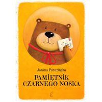 PAMIĘTNIK CZARNEGO NOSKA - Janina Porazińska (9788328046184)