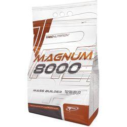 TREC Magnum 8000 4000g Truskawka z kategorii Gainery