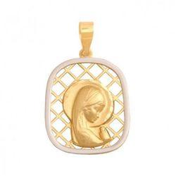 Zawieszka złota pr. 585 - 37153, marki Rodium