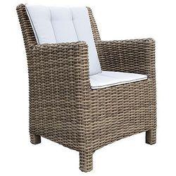 Fotel ogrodowy z podłokietnikami ORLANDO - sprawdź w wybranym sklepie