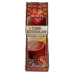 1kg czekolada do picia wyprodukowany przez Hearts